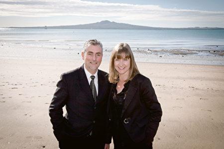 Steve & Lisa Stone。(图片来源:本人提供)
