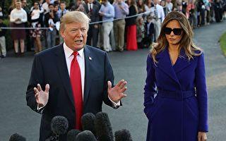 美國總統川普先生將對中國進行為期三天的國事訪問。(Mark Wilson/Getty Images)