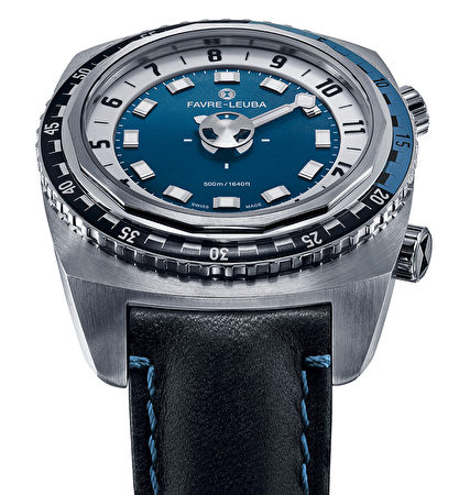 Harpoon腕錶(Favre-Leuba品牌提供)