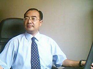 图为杨天水入狱前近照,其累计被中共当局判处22年监禁,到逝世前,已经在狱中度过了21年。(大纪元资料库)