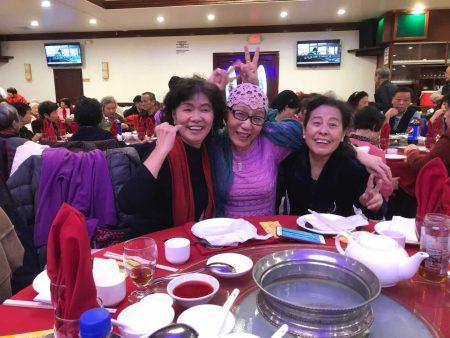 永康成人日間護理中心慶六周年,舉行聯歡會。