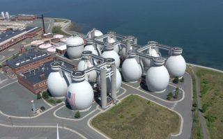 採用新技術提高現有污水處理廠的除氮效率,是即時見效的改善方案。 (大紀元資料庫)