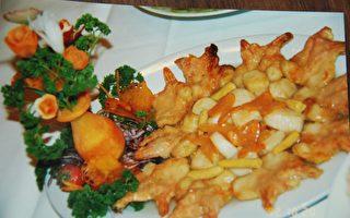 組圖:30年前別緻菜式 盡顯多倫多中餐廚藝