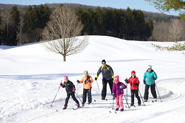 Okemo奥凯母美东顶级滑雪场(Okemo提供)