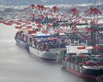 圖:新澤西由港口工業產生的聯邦、州和地方稅收近70億美元。圖為新州最大的港口之一紐瓦克港。(John Moore/Getty Images)