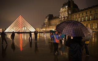 中國40人旅行團巴黎遭搶劫 被噴催淚瓦斯