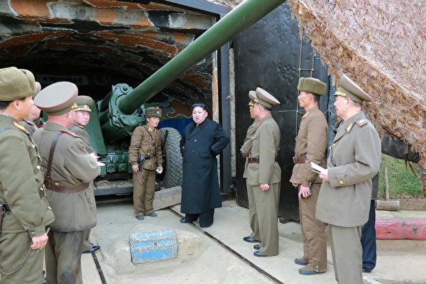 习特使到访之际 朝军总政治局20年来首遭整肃