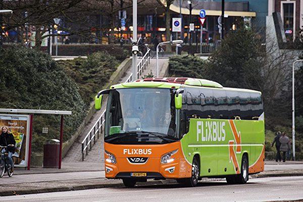 德国长途巴士Flixbus明年将登陆美国