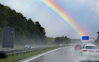 为何德国高速公路不限速 车祸却很少?秘密就在于……