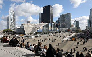 全球商业区吸引力排名:巴黎拉德芳斯欧洲第二