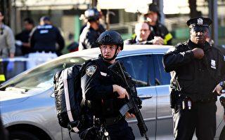 曼哈頓恐襲 嫌犯行凶後逃竄被擒畫面曝光