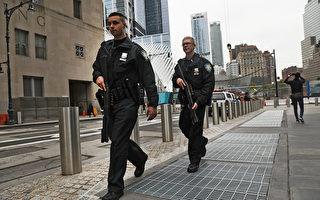 一槍擊中恐襲嫌犯 紐約年輕警察獲讚英雄
