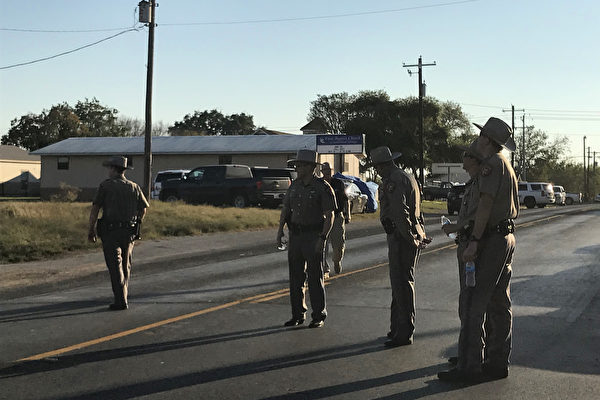 德州枪击案酿26死 川普第一时间发推表关注