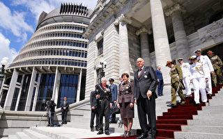 新西蘭總督派特茜·瑞迪(Patsy Reddy)證實啟動新一屆國會。(Hagen Hopkins/Getty Images)