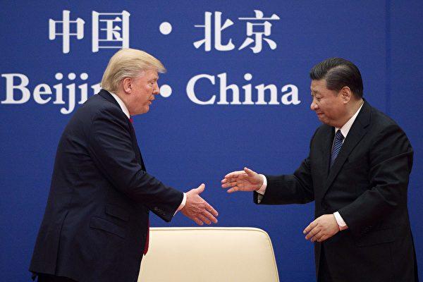 蒂勒森表示,川普和習近平承諾實現朝鮮半島的無核化,並將不會接受一個核武裝朝鮮。(NICOLAS ASFOURI/AFP/Getty Images)