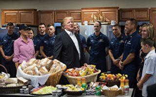 川普感恩节也工作 记者:谢总统带回对神信仰