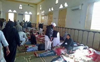 埃及自殺襲擊 川普重申邊境牆和旅行禁令