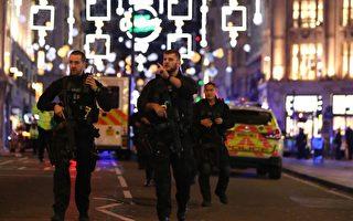【快訊】倫敦爆槍聲 黑五購物人群速逃離