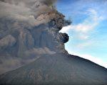 巴厘岛火山又喷发 多航班取消影响数千旅客