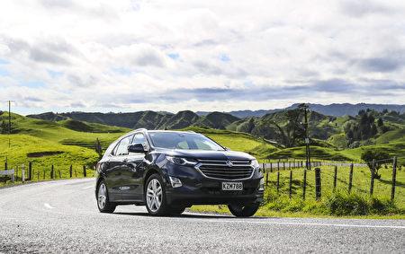 Holden Equinox(图片来源:Holden New Zealand 提供。)