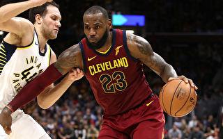 NBA新赛季变天 勇士骑士同陷低谷