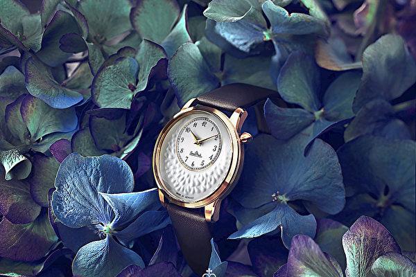 精緻陶瓷超薄腕錶——Tropea(Rosenthal品牌提供)
