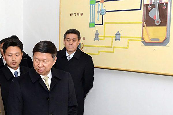11月20日,習近平特使、中聯部部長宋濤結束了平壤之行。(AFP/Getty Images)