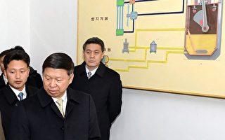 习近平的特使访问平壤,但是没有见到金正恩。11月17日,中共中联部长宋涛作为习近平的特使飞往平壤。(AFP/Getty Images)