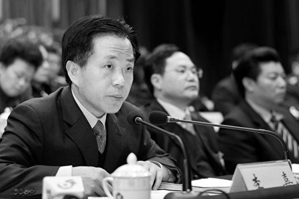 廣東省委常委、珠海市委書記李嘉(大纪元資料室)
