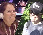 贫困潦倒的妈妈,在从天而降的5000澳元面前选择帮助别人,她的行动让人感动。(视频截图/大纪元合成)