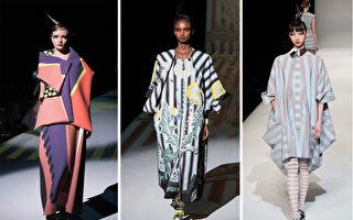 日本设计师小篠弘子发表2018年春季新装