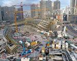 通車不足一年的滬昆高速鐵路貴州段出現豆腐渣工程,引發港人對高鐵質量的關注,擔心即將完工的香港段質量也可能存在風險。(大紀元資料圖片)