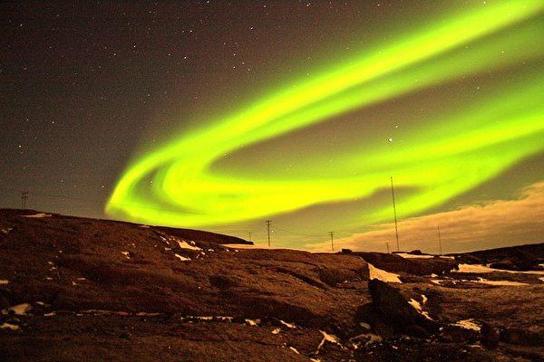 芬兰极光之美。(Siggy Nowak/CC/Pixabay)