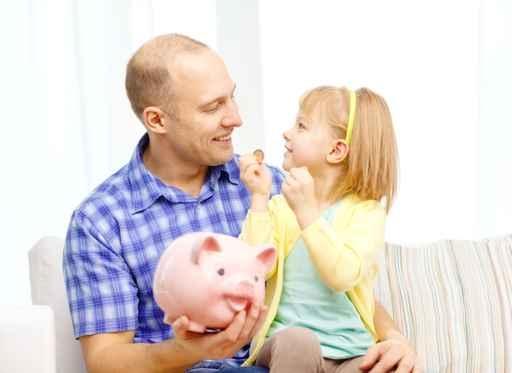 想教孩子管好錢 價值觀最重要