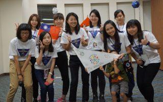嘉大外語生赴美國瑞德坦普小學海外實習