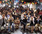 Web祭吸引台日技術開發者熱情參與。(高雄市經發局提供)
