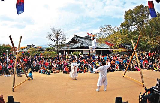 昌原之家是朝鮮時期傳統韓屋(昌原市政府提供)