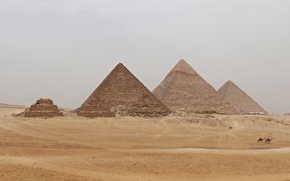 埃及大金字塔發現祕密空間 大小如客機