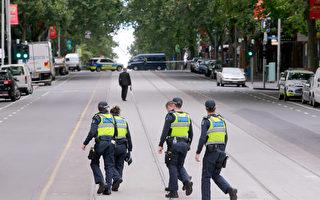 墨爾本市中心的街道已經在一些大型活動時關閉了。(Wayne Taylor/Getty Images)