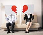 离婚程序开启,离婚双方都不得任意对人寿保险进行更改。(Shutterstock)