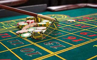 加拿大卑詩省一賭場涉嫌洗錢,正被警方調查。賭場運營商被指反洗錢不力。(Shutterstock)