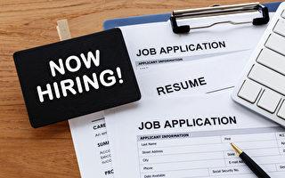 加拿大经济增长,带动就业增长。(Shutterstock)
