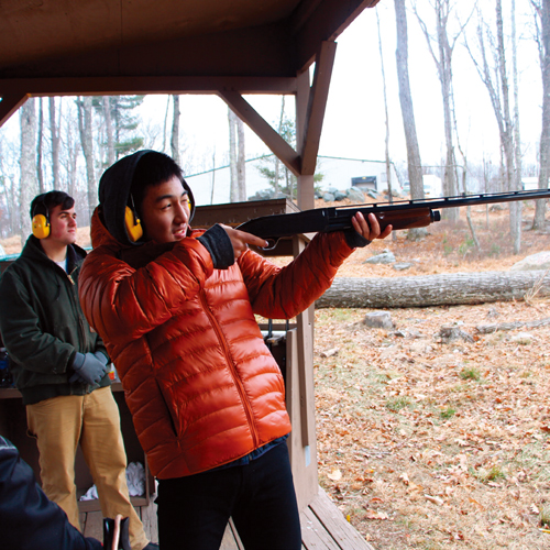 射擊(woodloch提供)