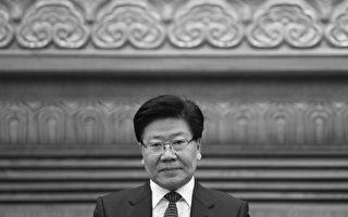 """前新疆书记张春贤""""十九大""""出局。港媒分析了其可能的去向。(Lintao Zhang/Getty Images)"""