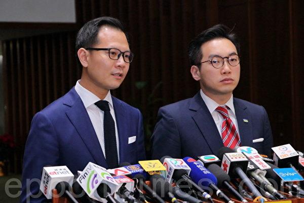 港4议员遭DQ 台湾:中共如褪去羊皮的狼