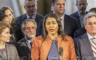 布里德宣布參選  舊金山市長之爭白熱化