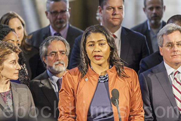 布里德宣布参选  旧金山市长之争白热化