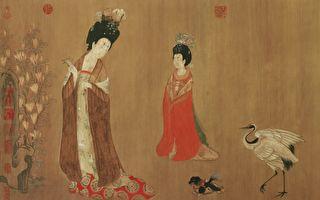 【文史】國色天香誇牡丹 誰是最早的國色美人?