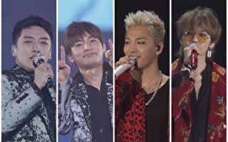 BIGBANG入伍前日本巡演DVD空降公信榜冠軍