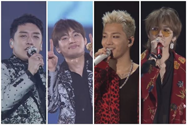 BIGBANG连续5年日本巨蛋巡演 承诺会再见面